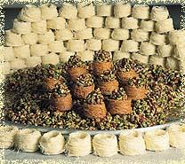 مجموعه رائعه و متميزه من الحلوى المغربيه و بالخطوات المصوره **ارجو التثبيت**